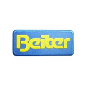 Beiter Badge Blau Gelb